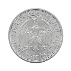 Silver Coin 3 Reichsmarks Germany Meissen E Year 1929 | Numismatic shop - Alotcoins