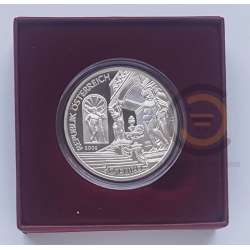 Moneda 20 Euros Austria La...