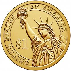 UNZ Münze 1 Dollar Vereinigte Staaten US-Präsidenten Bush Jahr 2020 Unzirkuliert | Sammlermünzen - Alotcoins