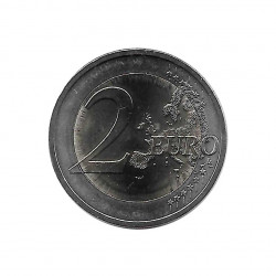 Gedenkmünze 2 Euro Slowenien 10 Jahre Euro Cash Jahr 2012 UNZ Unzirkuliert | Numismatik Shop - Alotcoins