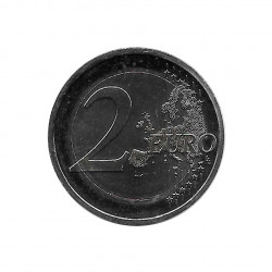 UNC Coin 2 Euro Slovenia 10th Anniversary of the Euro Year 2017 | Numismatic Collectibles - Alotcoins