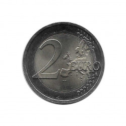 Commemorative Coin 2 Euro Latvia Baltic States Year 2018 Uncirculated UNC | Collector coins - Alotcoins