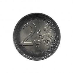 Moneda 2 Euros Conmemorativa Letonia Estados Bálticos Año 2018 Sin circular SC | Monedas de colección - Alotcoins