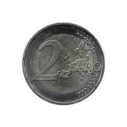 Euromünze 2 Euro Portugal Präsidentschaft EU Jahr 2021 Unzirkuliert UNZ | Sammlermünzen - Alotcoins