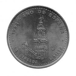 Coin Cuba 1 Peso The Giralda Seville Year 1991 Uncirculated UNC | Numismatic Store - Alotcoins