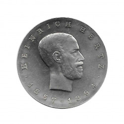 Coin 5 Mark Germany GDR Heinrich Hertz Year 1969 Uncirculated UNC | Collectible Coins - Alotcoins