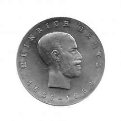 Moneda 5 Marcos Alemania DDR Heinrich Hertz Año 1969 Sin circular SC | Monedas de colección - Alotcoins