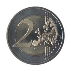 Moneda 2 Euros Eslovaquia Milan Rastislav Štefánik Año 2019   Tienda de numismática - Alotcoins