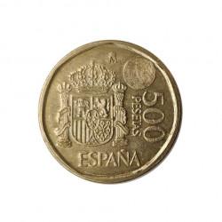 Commemorative Coin 500 Pesetas España Kings Year 2000 UNC   Numismatic Store - Alotcoins