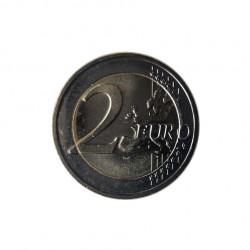 Moneda 2 Euros Conmemorativa Francia Libertad Igualdad Fraternidad Año 2002 | Tienda Numismática - Alotcoins