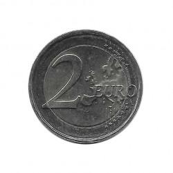 Moneda 2 Euros Conmemorativa Luxemburgo Gran Duque Guillermo III Año 2017 Sin circular SC | Monedas de colección - Alotcoins