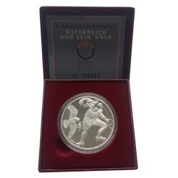 Coin 500 Schilling Austria...