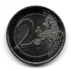 Coin Portugal 2 Euro Year 2015