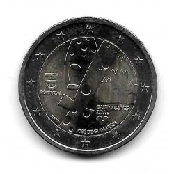 Moneda 2 Euros Portugal...