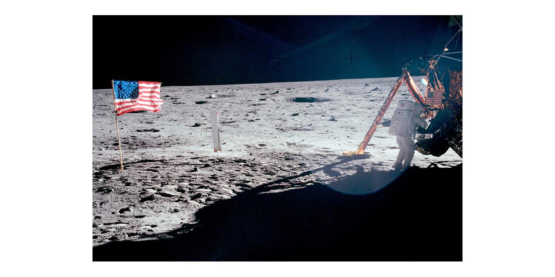 Monedas del 50 aniversario de la llegada a la luna