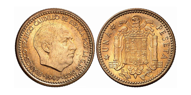 ¿Conoces las estrellas de las pesetas? ¿Qué significan? Descubre la numismática española